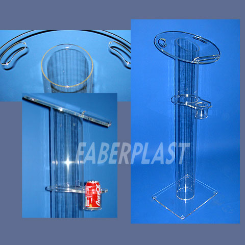 pupitre plexiglas devenements glass