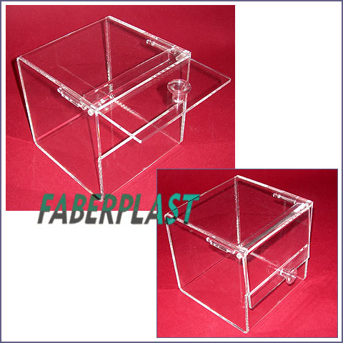 reservoir plexiglas mini