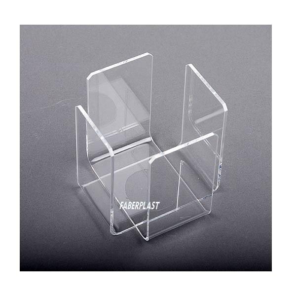 m/éthacrylate Faberplast Porte-Serviettes plexiglas-pmma 10/x 10/cm