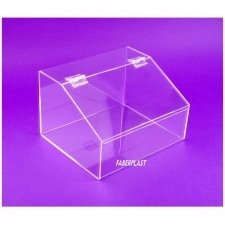 Container Plexiglas SIMPLE II