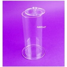 PRESENTOIR PLEXIGLAS TUBE