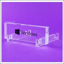 Support Plexiglas Tablette-pc Windows