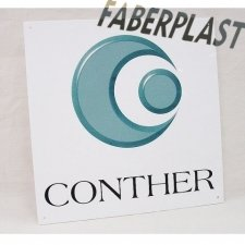 Plaque Plexiglas Conther