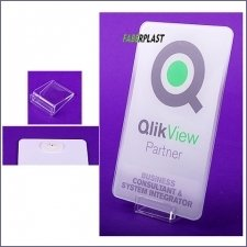 Plaque Plexiglas Qlik View