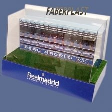 Exposantvitrine Methacrylate Real Madrid C.f.