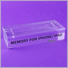 Support Plexiglas Memory Iphone-ipad