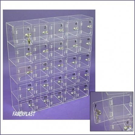 meuble casier plexiglas meubles de plexiglas. Black Bedroom Furniture Sets. Home Design Ideas
