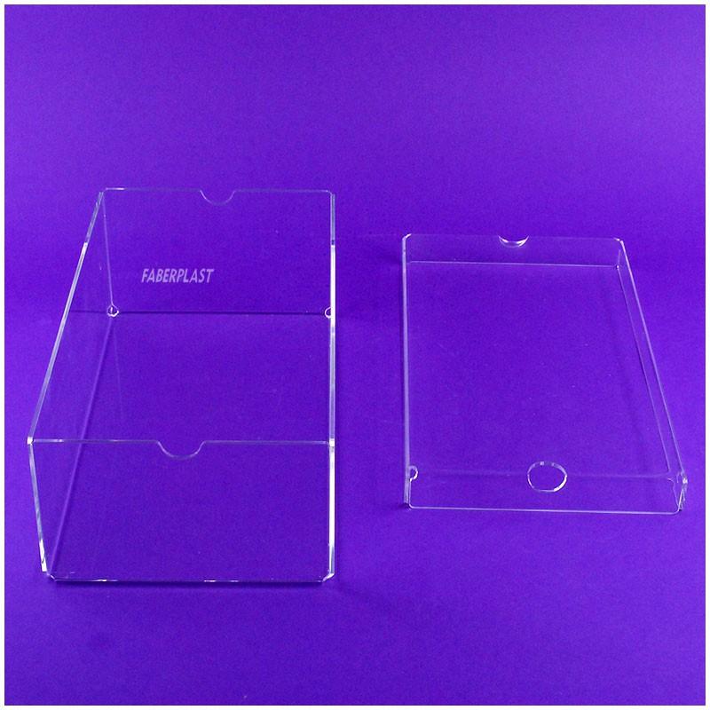 bo te plexiglas divers usages bo tes plexiglas bo tes container plexiglas. Black Bedroom Furniture Sets. Home Design Ideas